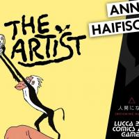 Anna Haifisch ospite a Lucca Comics & Games