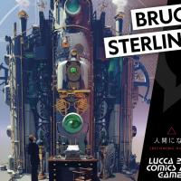 Bruce Sterling ospite a Lucca Comics & Games 2019