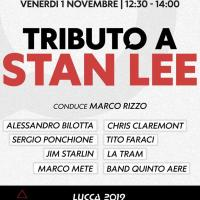 Lucca Comics & Games: evento-tributo a Stan Lee