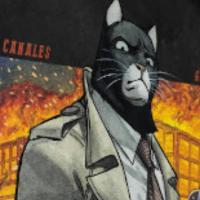Il GdR di Blacksad e Juanjo Guarnido a Lucca Comics & Games