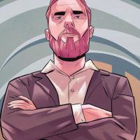 Aqualung 4 a Lucca Comics & Games 2019