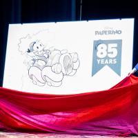 Il francobollo più grande del mondo a Lucca Comics & Games