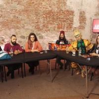 I vip cominciano il gioco a RPG Night Live del 31 ottobre a Lucca Comics & Games