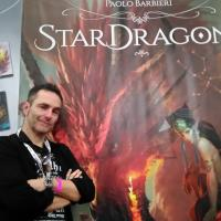 StarDragons di Paolo Barbieri a Lucca Comics & Games