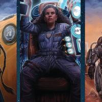 Chris Pramas a Lucca Comics & Games 2019