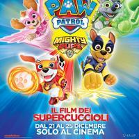 Paw Patrol Mighty Pups – Il film dei super cuccioli dal 21 al 25 dicembre nelle sale