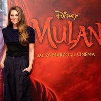 Una tournée di presentazione per Mulan