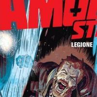 A fine mese appuntamento in edicola con Legione, terzo numero di Samuel Stern!
