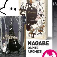 Nagabe ospite a Romics 2020