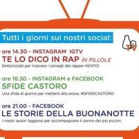 Nasce Castoro TV sui canali social de Il Castoro!