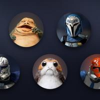 Star Wars Day: 7 nuovi avatar su Disney+