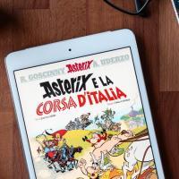 A Casa Con Panini Comics con Asterix