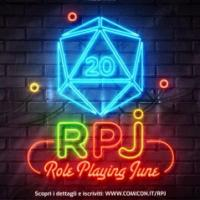 Dal Comicon: RPJ – Role Playing June
