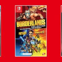 Le Collection di BioShock, XCOM 2 e Borderlands su Nintendo Switch