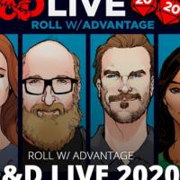 D&D Live 2020 con David Harbour