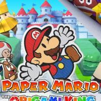 Il ritorno di Paper Mario con The Origami King