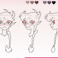 Sweet Paprika: il primo progetto di animazione di Mirka Andolfo