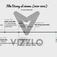 Le nuove date USA dei film Disney al cinema
