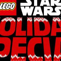 The LEGO Star Wars Holiday Special prossimamente su Disney+