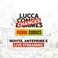 Panini Comics @ Lucca Changes