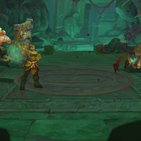 Il gameplay di Ruined King: A League of Legends Story
