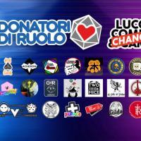 Donatori di Ruolo continua online con Players Vs Coronavirus