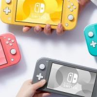 Nintendo Switch e Nintendo Switch Lite a Natale 2020