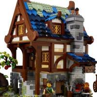 In arrivo il nuovo set LEGO Ideas Fabbro medievale