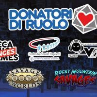 Lucca Comics & Games: Christopher Landauer ospite a Donatori di Ruolo Online