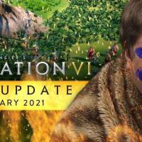 L'update di Febbraio di Civilization VI