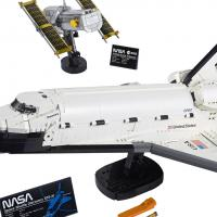 Il nuovo set LEGO NASA Space Shuttle Discovery