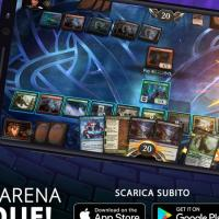Magic: The Gathering Arena inizia il progressivo lancio su mobile