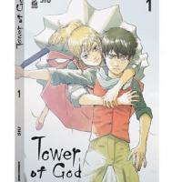 La variant cover edition di Tower of God