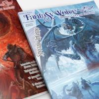 Una campagna Kickstarter per la rivista stampata di Fantasy Voice