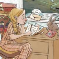 Esce oggi La magica penna di Joanne, il nuovo libro di Marina Lenti illustrato da Miriam Serafin
