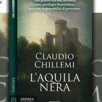 L'Aquila Nera di Claudio Chillemi arriva su Odissea Fantasy