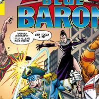 Blue Baron, in edicola e fumetteria