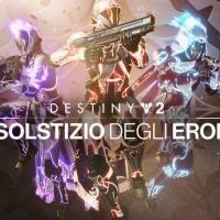 Destiny 2: ritorna l'evento gratuito Solstizio degli eroi