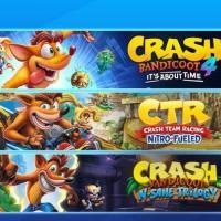Crash Bandicoot festeggia 25 anni