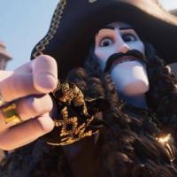 Capitan Sciabola e il Diamante magico ora al cinema