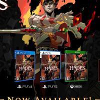 Hades disponibile per PlayStation e Xbox