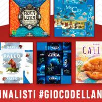 Lucca Comics & Games: i 5 finalisti del Gioco dell'Anno 2021