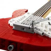 In arrivo LEGO Ideas Fender Stratocaster per gli amanti della musica