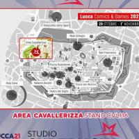 Studio Supernova: le novità per Lucca Comics & Games 2021