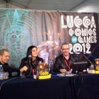 Lucca Comics&Games 2012: La fantasy spagnola di Lena Valenti e Il libro di Jade