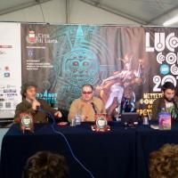 Lucca Comics&Games 2012 - L'apprendista eroe Tyle sfida il terribile Tomatito