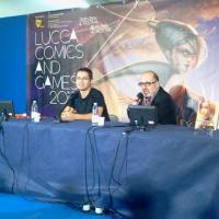 Lucca games 2013: Francesco Gungui: presenta il suo 'Inferno'