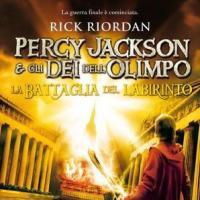 Percy Jackson e la battaglia del labirinto
