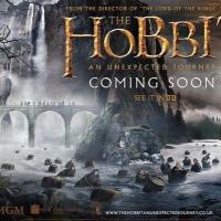Un mega banner dello Hobbit in attesa del Comic Con 2012