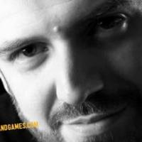 Joe Abercrombie a Lucca Comics and Games